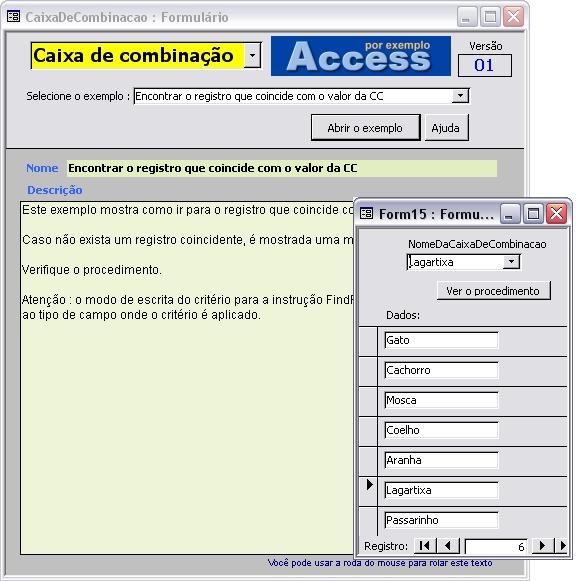 CaixaCombinacao